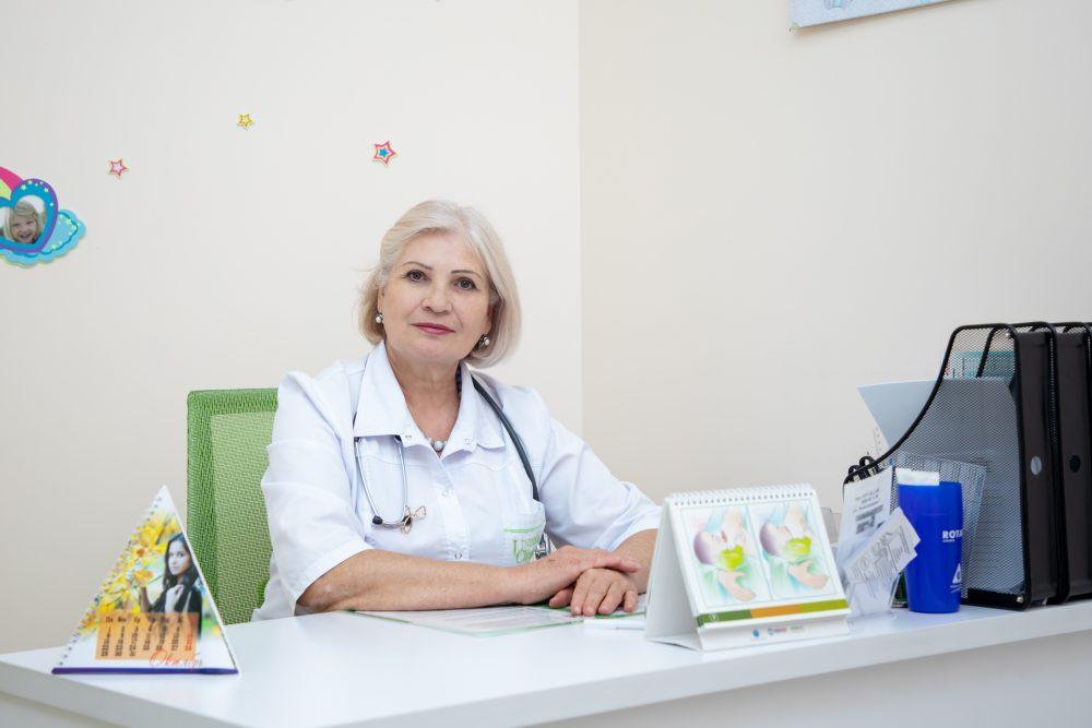 Врач педиатр в Бишкеке